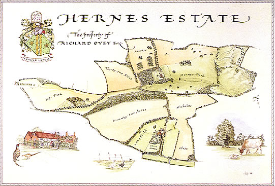 Estate Map